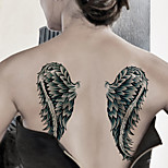 Fashion Large Temporary Tattoos Sexy Body Art Waterproof Tattoo Stickers Wings 2PCS