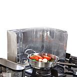 Cooking Oil Aluminum Foil Kitchen Foil High-temperature Insulation Oil Baffle Plate Prevents Oil