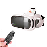 RITECH 3plus Virtual Reality VR 3D Glasses + Bluetooth Controller