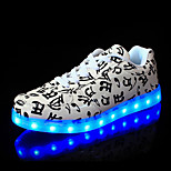 LED Shoes USB Charging Luminous Shoes Men's Casual Shoes Fashion Sneakers Multi-color