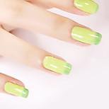 Ekbas Gradual Change Green and Yellow 16ML Neon & Bright Nail Polish