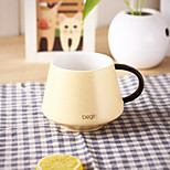 1PC 8*8*9cm Creative Gifts Pure Color Restoring Ancient Ways Is Contracted china Coffee Cup