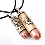 Men's Fashion Rope Vintage / Cute / Party / Work / Casual Alloy / Others Braided/Cord  LoversBulletNecklaces