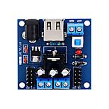 DC-DC Power Supply Voltage Regulator Module for Arduino3.3~5V Multiple Input DC Power Supply Voltage Stabilizing Module