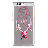 Dreamcatcher Pattern Embossed TPU Case for P9/ P9 Lite