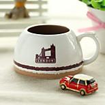 1PC 5.6*9.1*5.8cm European Creative Ceramic Coffee Cup