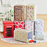 1Pcs Mini Trinket Small Metal Tin Iron Candy Coin Storage Square Jewelry Box(Random Color)