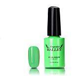 1Pcs UV Gel Nail Polish Long-Lasting Nail Gel Soak-off LED Lamp Fingertip Ballet Gel Polish 12ML 21-30 Colors