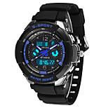 Sports Watch Heren LED / s Nachts oplichtend / Stopwatch Japanse quartz Digitaal armband