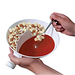Plastic Handy Gourmet Krispy Bowl Flavor Separated Seasoning Bowls