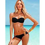 Foreign Trade Hot Models Swimsuit Steel Prop Gather Bikini Swimwear Swimsuit