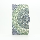Mandala Patter PU Leather Full Body Case with Stand for Wiko Lenny2
