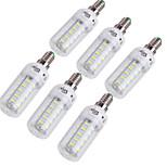 6 Stück YouOKLight® Dekorativ LED Mais-Birnen T E14 / E26/E27 4W 228 lm 3000K/6000K K 36 SMD 5730 Warmes Weiß / Kühles WeißAC 220-240 /