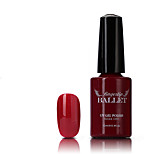 1Pcs UV Gel Nail Polish Long-Lasting Nail Gel Soak-off LED Lamp Fingertip Ballet Gel Polish 12ML 61-70  Colors