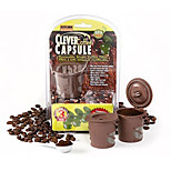 Coffee Filter Funnel Filter Coffee Cup 3Cup and 1spoon