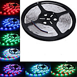 5M HRY® SMD 3528 RGB 300 LED Color Changing Flexible Strip Light (DC12V)