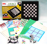 Educational Toys Magnetic Chess 13 In 1 Chess Game