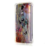 LG K7 TPU Capa Traseira Design Especial / Novidades tampa da caixa