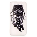Wolf Feathers Luminous Dream Catcher Pattern Sofe TPU Case for Lenovo K5/K4 Note