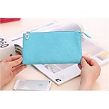 Simple Canvas Multifunctional Stationery,Assorted Color