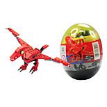 dr 6306 lego leker ny le dinosaur vridd egg blokk puslespill blokk å holde samlet barneleker