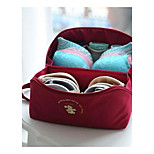 Travel Bag / Packing OrganizerForTravel Storage / Luggage Accessory Fabric Grey / Blue / Green / Red 13.5*26*13.5