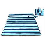 200*200cm Outdoor Waterproof Tote Picnic Blanket Portable Beach Mat