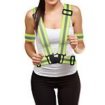Elastic band/Reflective vest/Riding vest/Wrist strap/Combination set