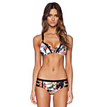 Printed Two-Piece Swimsuit Sexy Swimsuit