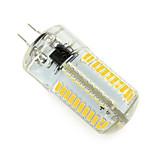 4W G4 Ampoules Maïs LED T 80 SMD 3014 320-360 lm Blanc Chaud / Blanc Froid AC 100-240 V 1 pièce