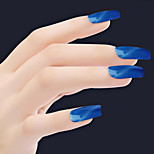 SIOUX Cat Eye Dismountable Phototherapy Blue Matte Nail Glue 16ML Nail Polish