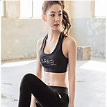 Fashion Sexy Thin Recreational Sports Fitness Jogging Suits Elastic Bra Yoga Clothing