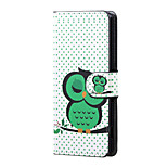 Dozing Owl Magnetic PU Leather wallet Flip Stand Case cover for Wiko Lenny 3