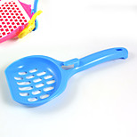 New Hot Sell Pet cleaning supplies Plastic shovel  Small Cat shovel Hang basin kitten shovel