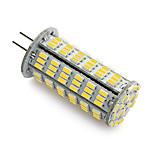 6W G4 Ampoules Maïs LED T 126 SMD 3014 500-540 lm Blanc Chaud / Blanc Froid AC 100-240 V 1 pièce