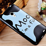 Silicone Back Cover for Meizu MX3