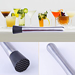 Stainless steel crushed ice lolly (Random color)