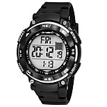 reloj deportivo Hombre Cronómetro / Noctilucente Cuarzo Japonés Digital pulsera