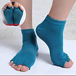 Outdoor Unisex Socks Yoga Anti-skidding / Sweat-wicking Spring / Autumn / Winter Free Size