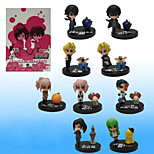 Lelouch Anime Action Figure 5CM Model Toy Doll Toy