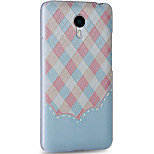 Polycarbonate Back Cover for Meizu M2 Note