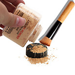 Bem Ny Banana Luxuary Powder + 1 PCS High Quality Powder Brush