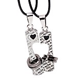 Men's Fashion Rope Vintage / Cute / Party / Work / Casual Alloy / Others Braided/Cord  LoversNecklaces