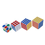 Spring 5 Layers White Magic Cube (Colorful Box 63.5mm PVC), 4 Layers White Magic cube 3 Layers White ,2 Layers white PVC