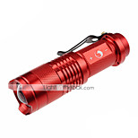 U`King ZQ-X904 Is a 700 Lumens Focusing Mini Portable Small Flashlight, Three Gears and Five Colors, Waterproof.
