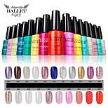 1Pcs UV Gel Nail Polish Long-Lasting Nail Gel Soak-off LED Lamp Fingertip Ballet Gel Polish 12ML 91-100 Colors