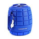 iKanoo i-308 Bluetooth Wireless Outdoor Sports Bomb Speaker Mini Portable for Bike
