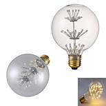 2 stk. YouOKLight E26/E27 3W 47 COB 240 lm Varm hvid PAR38 edison Vintage LED-glødetrådspærer AC 220-240 V