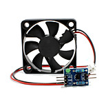 Motor Speed Regulating Fan Module + Driving Board for ArduinoPWM Control Fan Module for Arduino Scientific Research