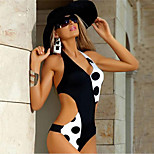 Polka Dot Bikini Sexy Triangle Piece Swimsuit Slim